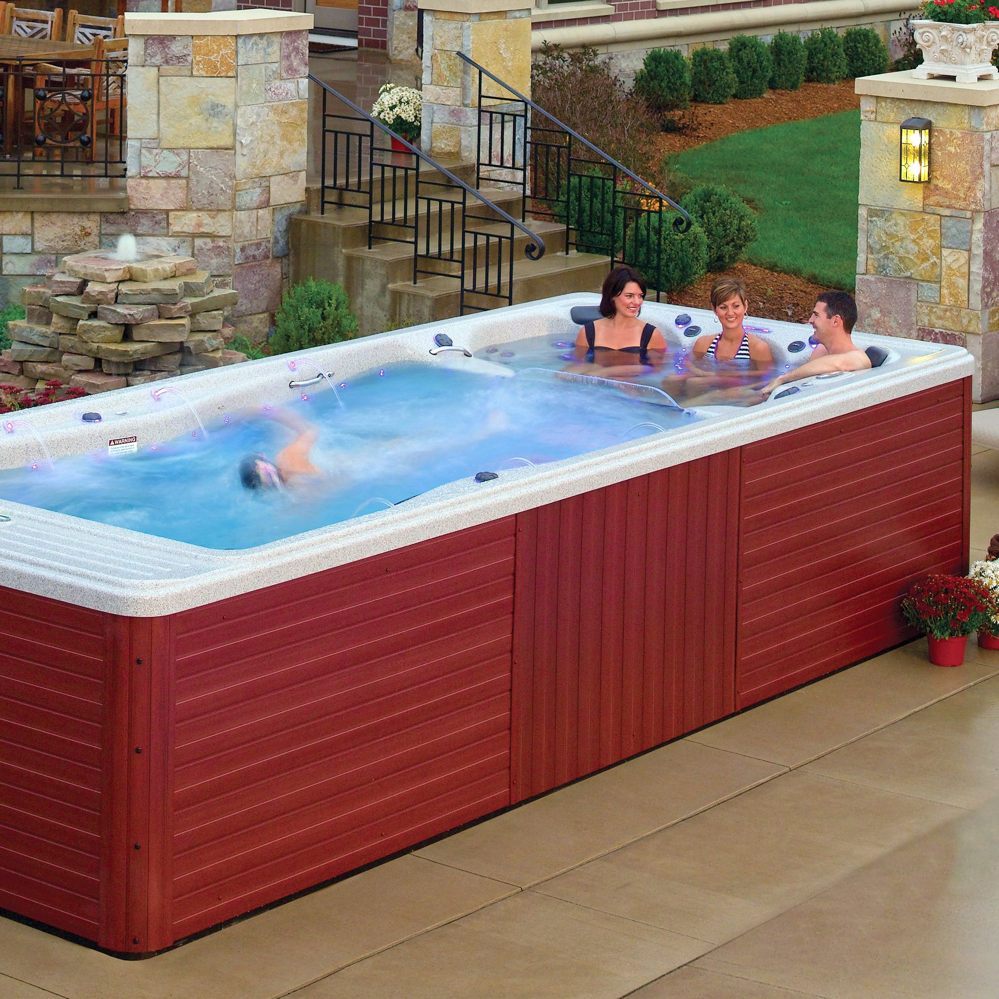 Home Innovations Spas