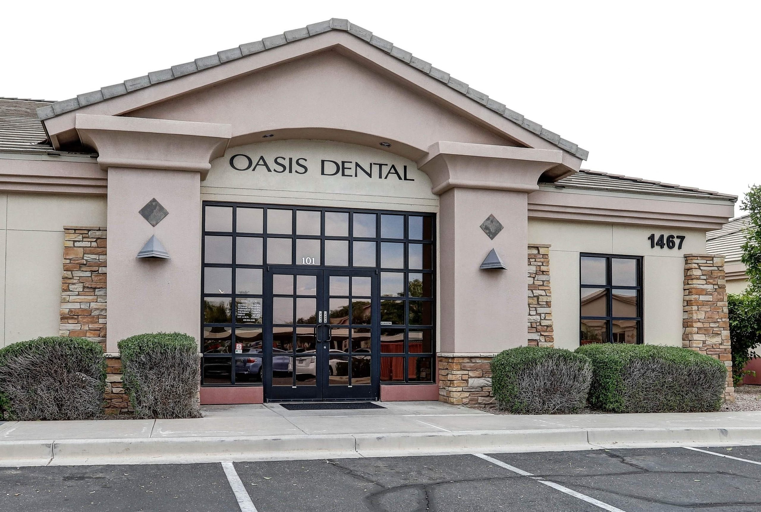 Oasis Family Dentistry