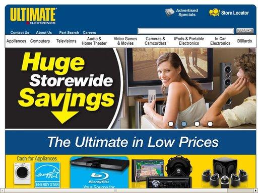 Ultimate Electronics