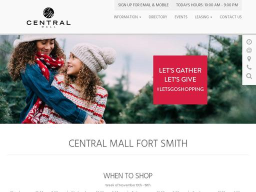 Central Mall Fort Smith