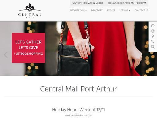 Central Mall Port Arthur