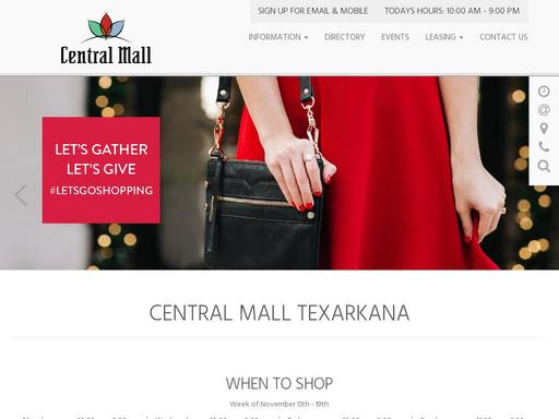 Central Mall Texarkana