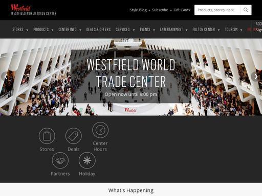 Westfield Westfield World Trade Center
