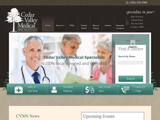 Cedar Valley Medical Spec