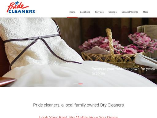 Pride Cleaners
