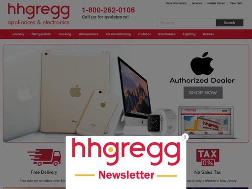 H H Gregg Appliances