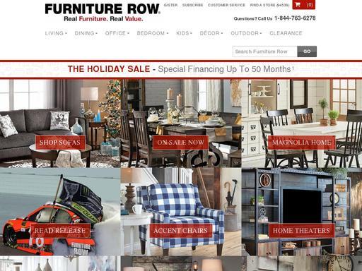 Furniture Row Shopping Ctr