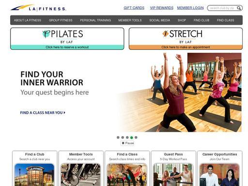 L A Fitness Sports Club