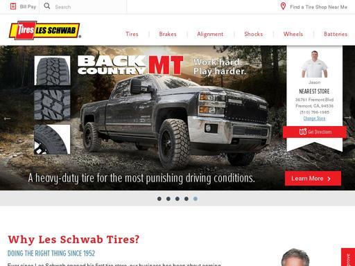 Les Schwab Tire Ctr