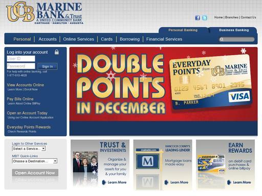 Marine Trust Co