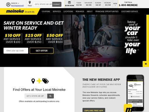 Meineke Car Care Ctr