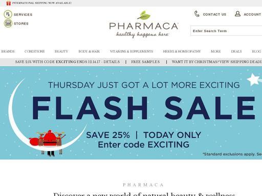 Pharmaca Integrative Pharmacy