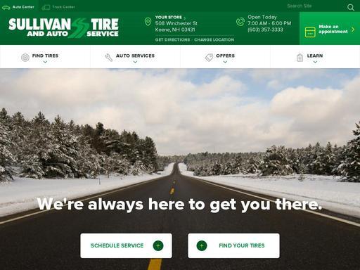 Sullivan Tire & Auto Svc Co