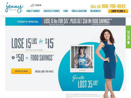 Jenny Craig Weight Loss Ctr