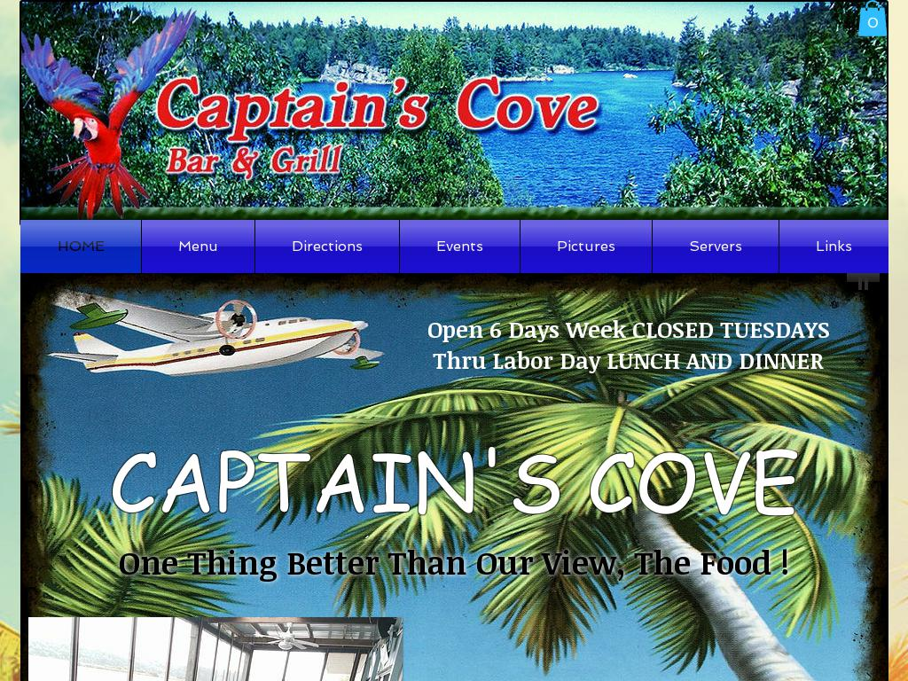 Captain's Cove Bar And Grill