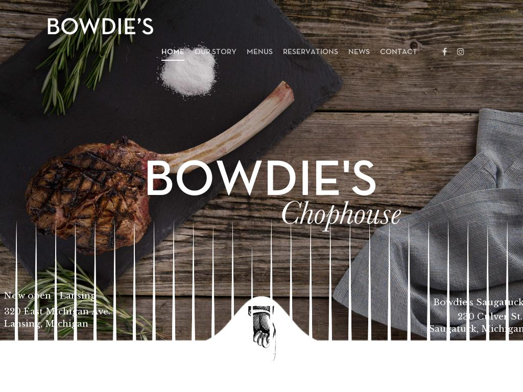 Bowdie's Chophouse