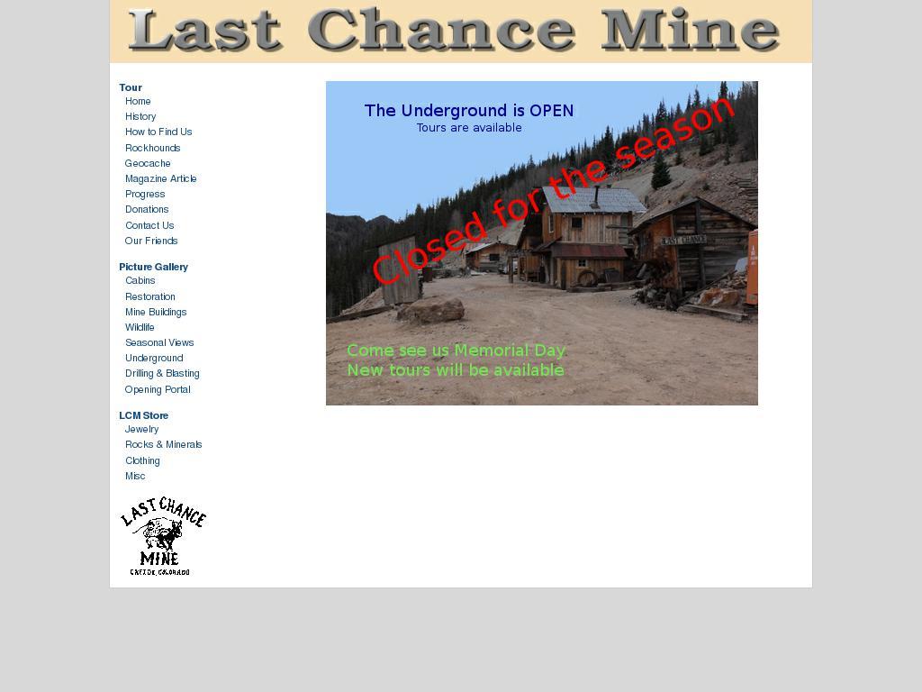 Last Chance Mine