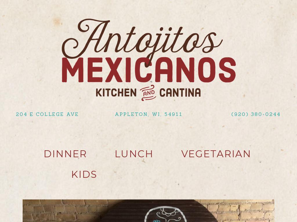 Antojito's Mexicanos