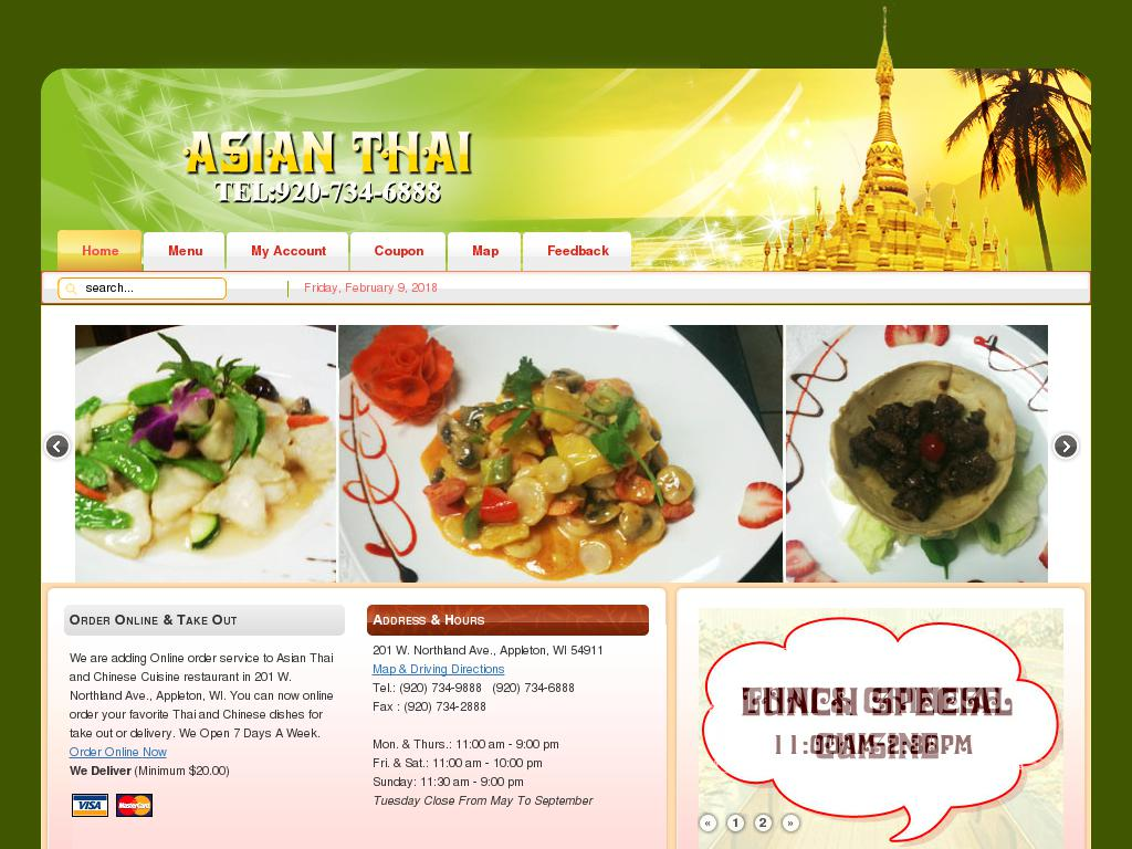 Asian Thai Restaurant