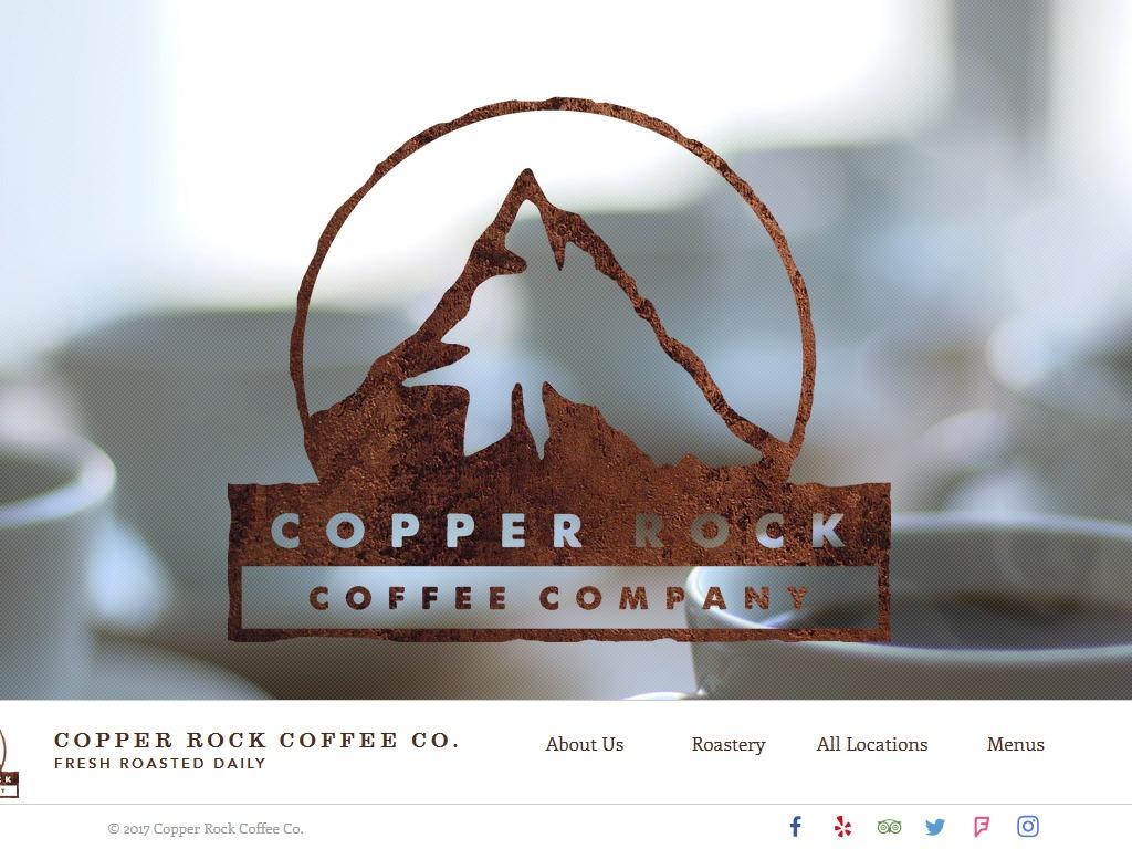 Copper Rock Coffee Company