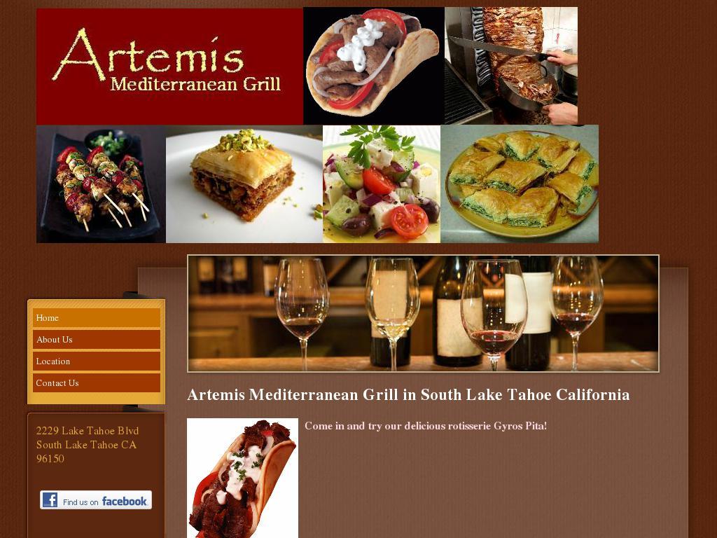 Artemis Mediterranean Grill