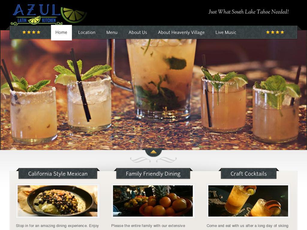Azul Latin Kitchen