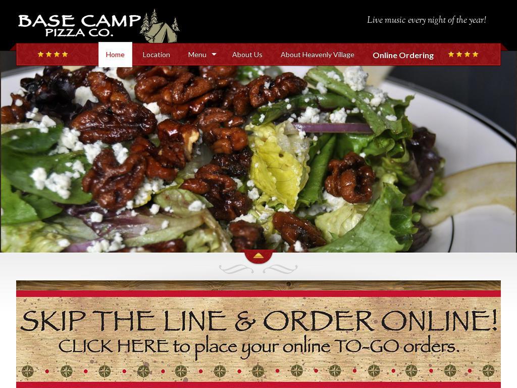 Base Camp Pizza Co.