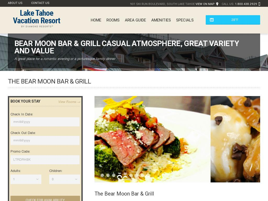 Bear Moon Bar & Grill