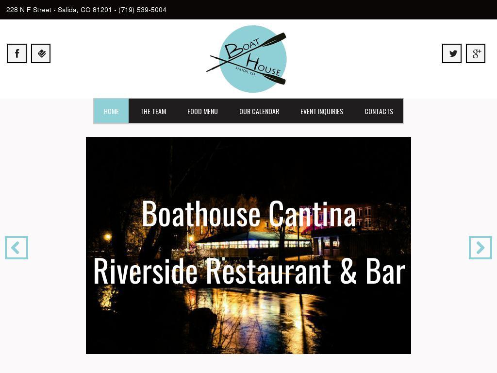 Boathouse Cantina
