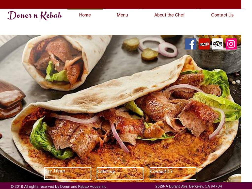 Doner and Kebab