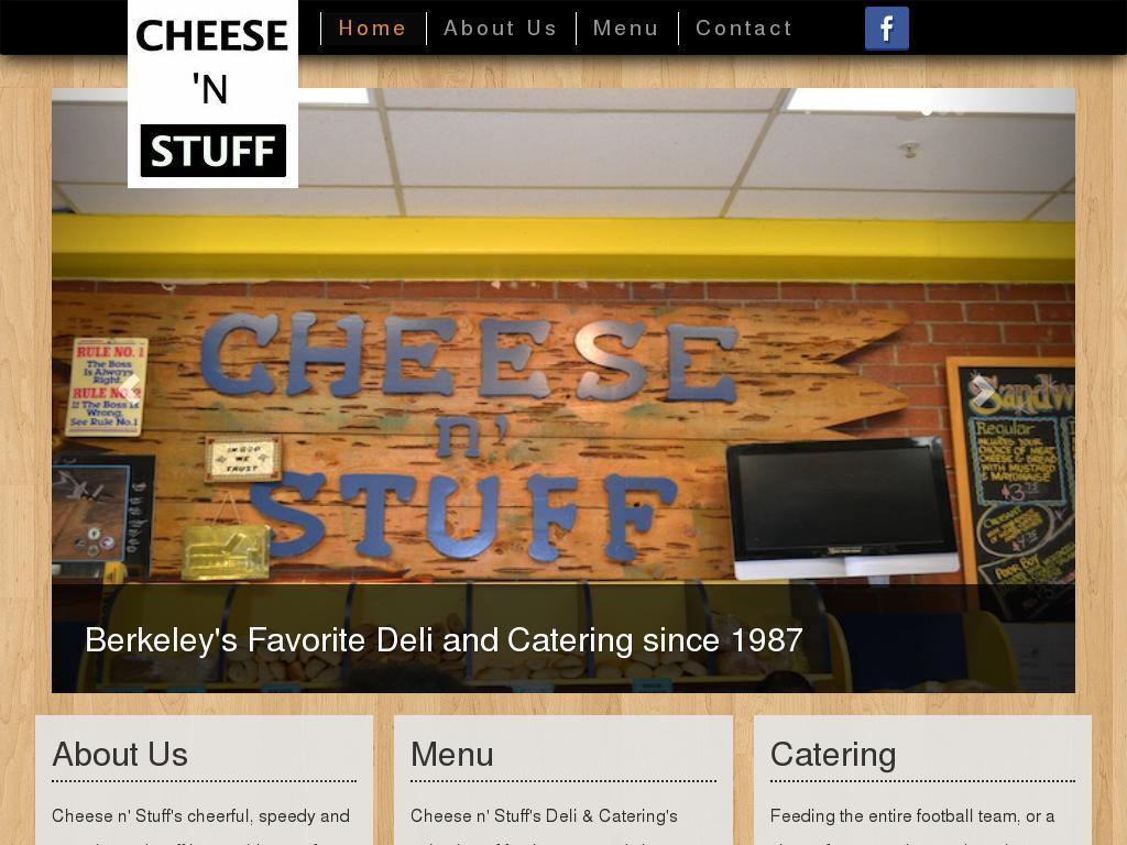 Cheese n' Stuff