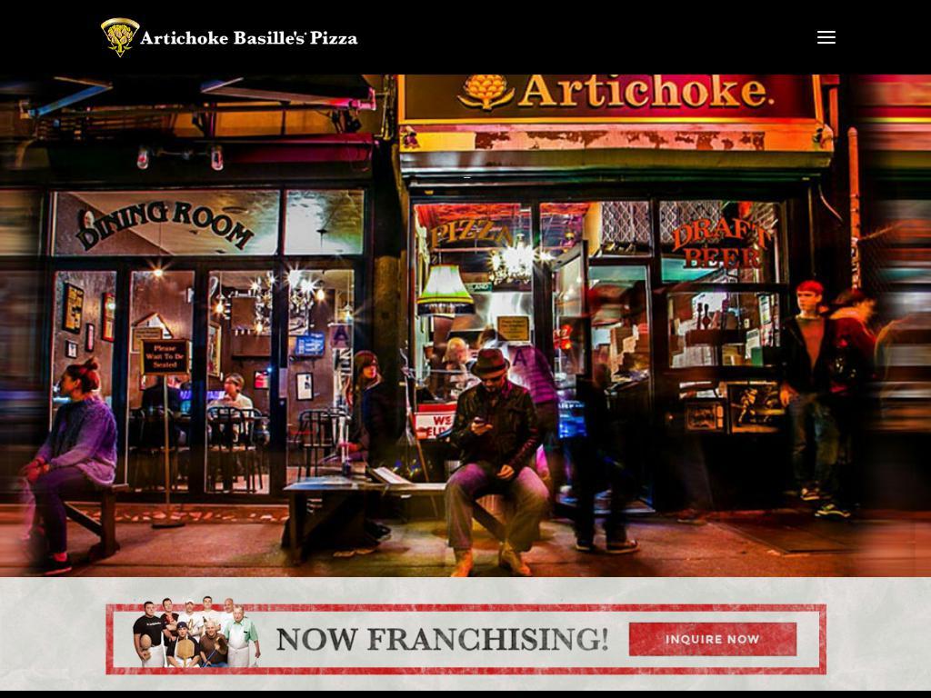 Artichoke Basille's Pizza