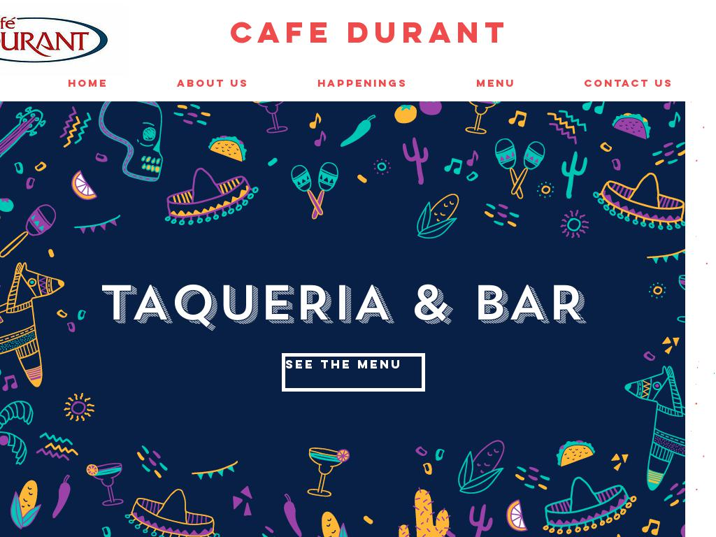 Cafe Durant