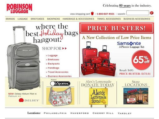 Robinson Luggage